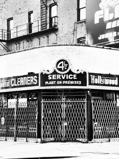 ACCESS HOLLYWOOD Hollywood Cleaners, Photograph, Archival Ink Jet