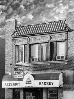 ANTIQUE BAKERY Chicago Bakery, Photograph, Archival Ink Jet