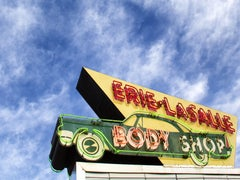 AUTO MOTIVE Body Shop, Photograph, Archival Ink Jet