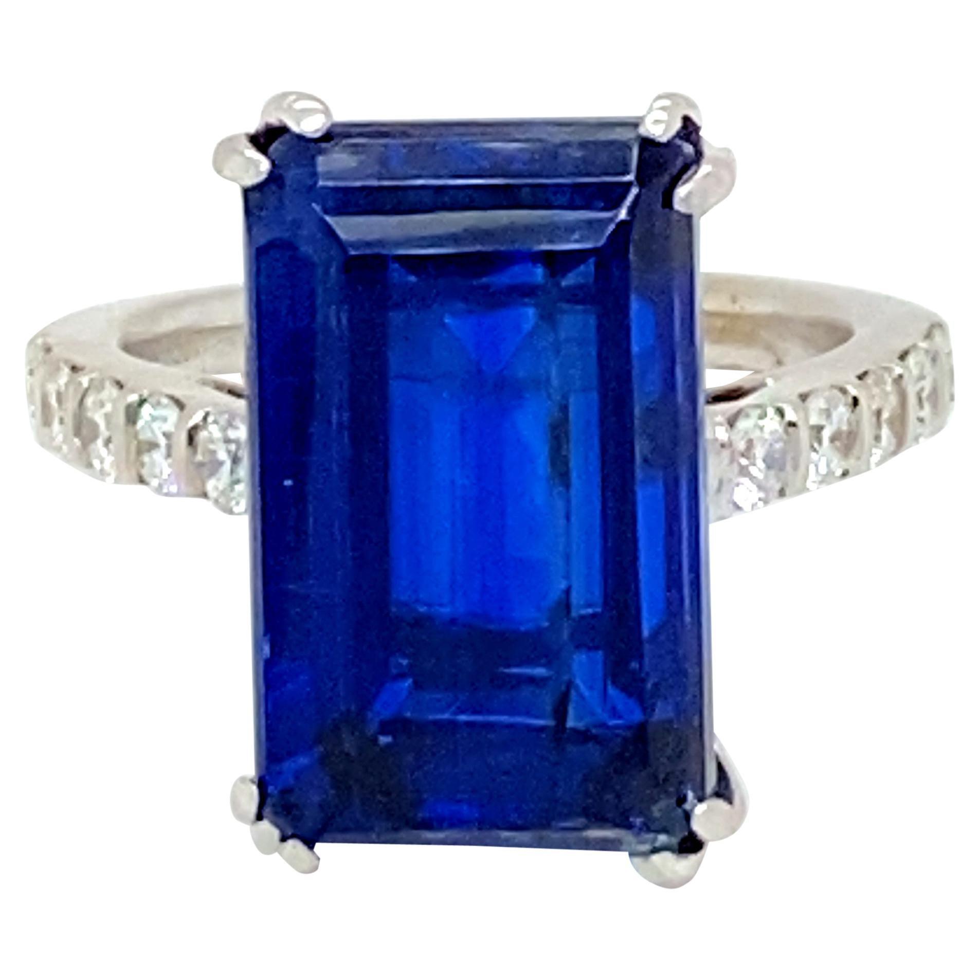 12.50 Carat Kyanite Ring