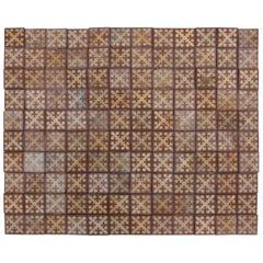 128 Antique Encaustic Tiles by White of Coalvile
