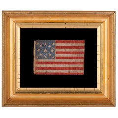 13 Star Antique American Parade Flag