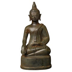 14/15thC Northern Thai Buddha, 5736