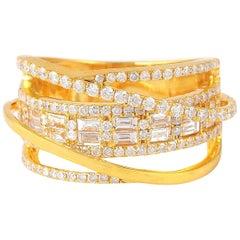 1.4 Carat Diamond 18 Karat Laura Ring
