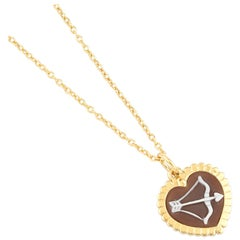 14 Carat Gold Beaded Pendant with Sea Shell Cameos