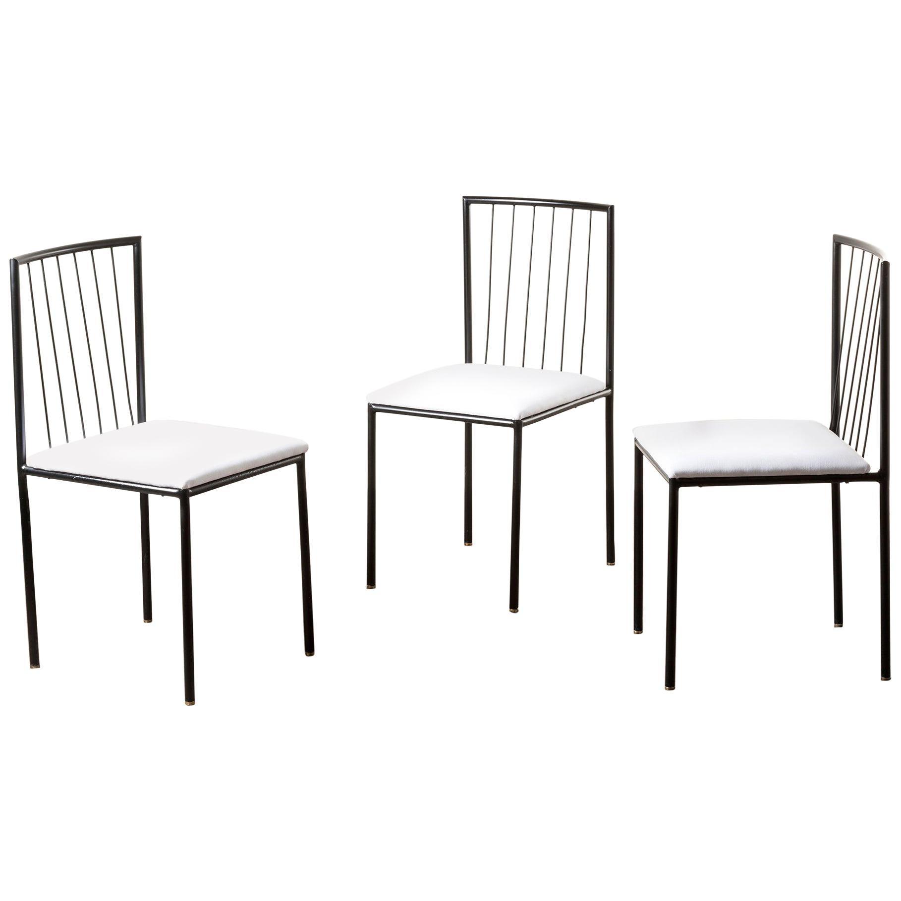 14 Chairs by Geraldo de Barros