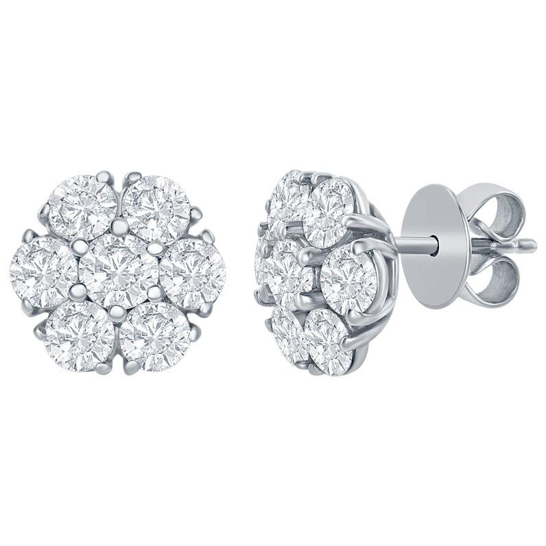 Belfiore Jewelry Stud Earrings