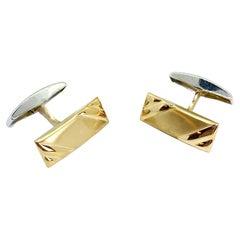 14 Karat Gold Cufflinks Finland Saurum