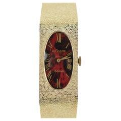 14 Karat Gold LeCoultre Automatic Wristwatch