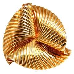 14 Karat Vintage Gold Pin
