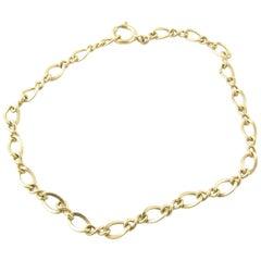 14 Karat Yellow Gold Bracelet