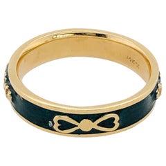 14 Karat Yellow Gold Fashion Ring