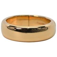 14 Karat Yellow Gold Fingermate Adjustable Ring
