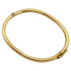 14 Karat Yellow Gold Russia Bracelet