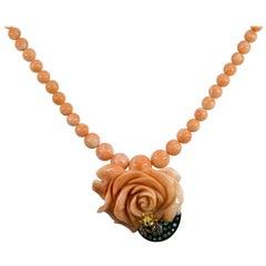 Renaissance Beaded Necklaces