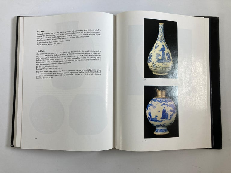 1400 Years of Islamic Art a Descriptive Catalogue Hardcover Book For Sale 5