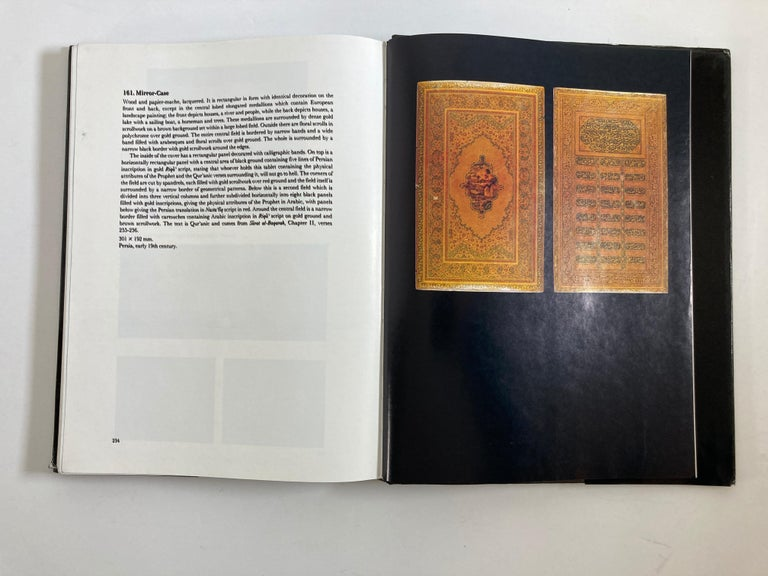 1400 Years of Islamic Art a Descriptive Catalogue Hardcover Book For Sale 6