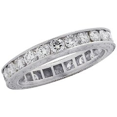 1.45 Carat Diamond Eternity Band