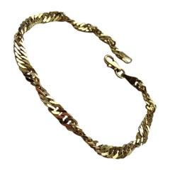 14ct 585 Gold Bracelet