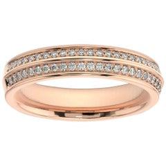 14k Rose Gold Anna Diamond Ring '1/4 Ct. tw'