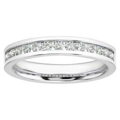 14K White Gold Betty Diamond Ring '1/2 Ct. tw'