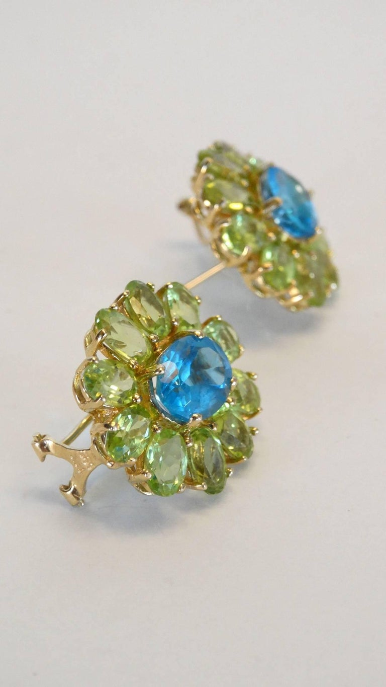 blue jewelers aquamarine pale products square drop bright earrings market img