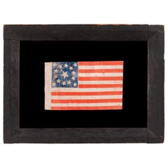 15 Star Parade Flag Made to Celebrate Kentucky Statehood or Glorify the South