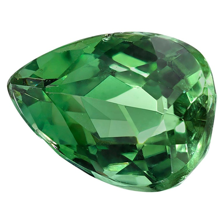 1.50 Carat Brazilian Pariaba Tourmaline GIA Certified Loose Stone For Sale