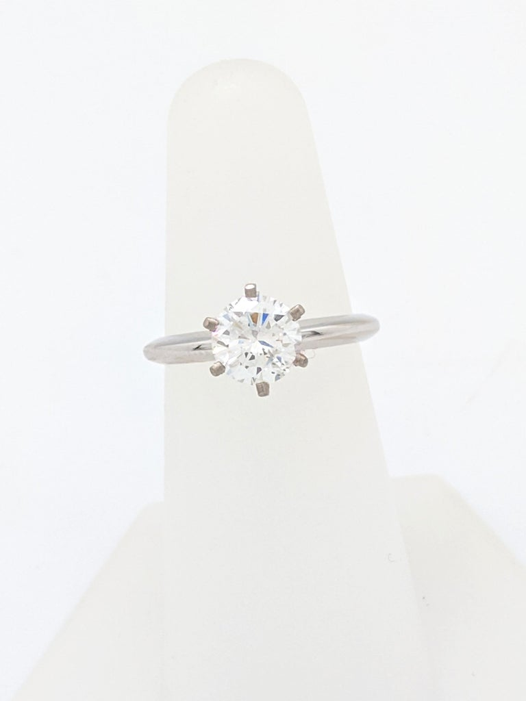 1.50ct. Round Brilliant Cut Natural Diamond Engagement Ring GIA Certified SI2/G  You are viewing a Stunning 1.50ct. natural brilliant cut diamond. This diamond is certified by GIA (Gemological Institute of America) and has been graded as SI2 in