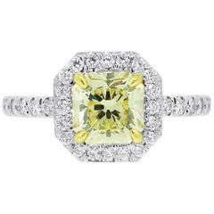 1.52 Carat GIA Certified Diamond Ring
