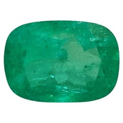 15.50 Carat Natural Loose Emerald Gemstone Colombian