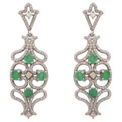 18th Century and Earlier Dangle Earrings