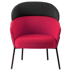 Wam Lounge Chair, designed by Marco Zito