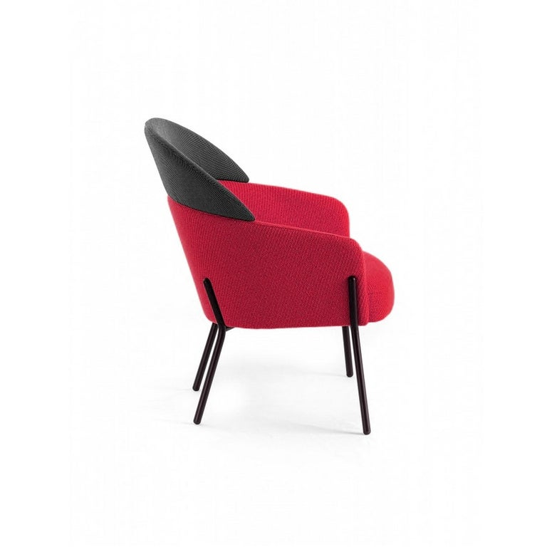 Modern Wam Lounge Chair, designed by Marco Zito For Sale