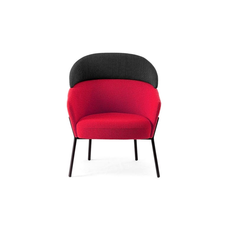 Italian Wam Lounge Chair, designed by Marco Zito For Sale