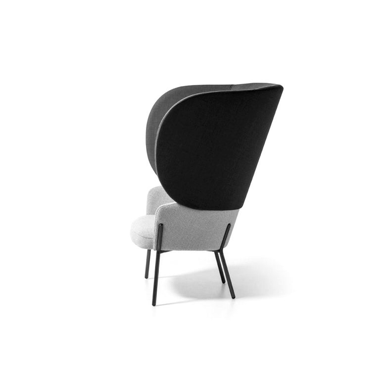 Modern 1571 Chair by Marco Zito, Made in Italy For Sale