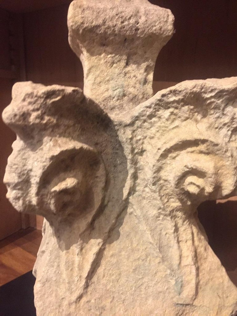 15th Century Architectural Fragment In Good Condition For Sale In Vosselaar, BE