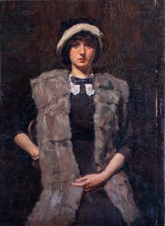 1910s Portrait Paintings