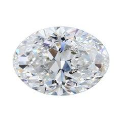 16.25 Carat Oval Cut Diamond GIA Certified