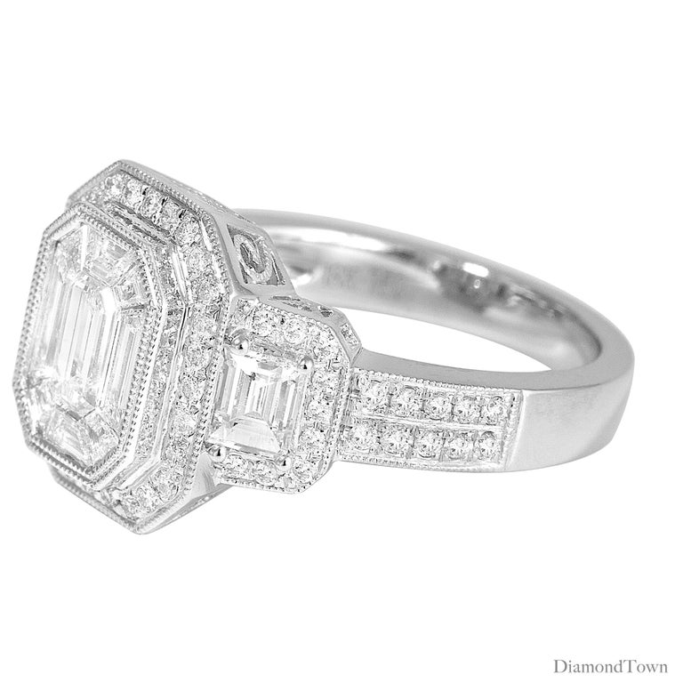 This gorgeous ring has an