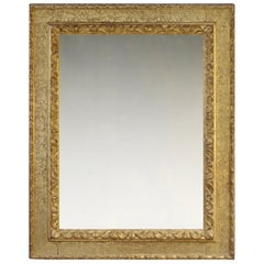 16th-17th Century Italian Carved Late Renaissance Frame, with Choice of Mirror