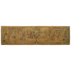 16th Century Brussels Mythological Tapestry