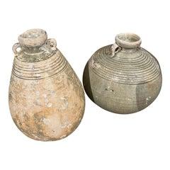 16th Century Decorative Vessel, Thailand