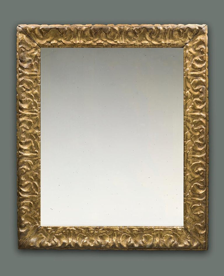 Italian 16th Century Hand Carved Venetian Renaissance Frame, with Choice of Mirror For Sale