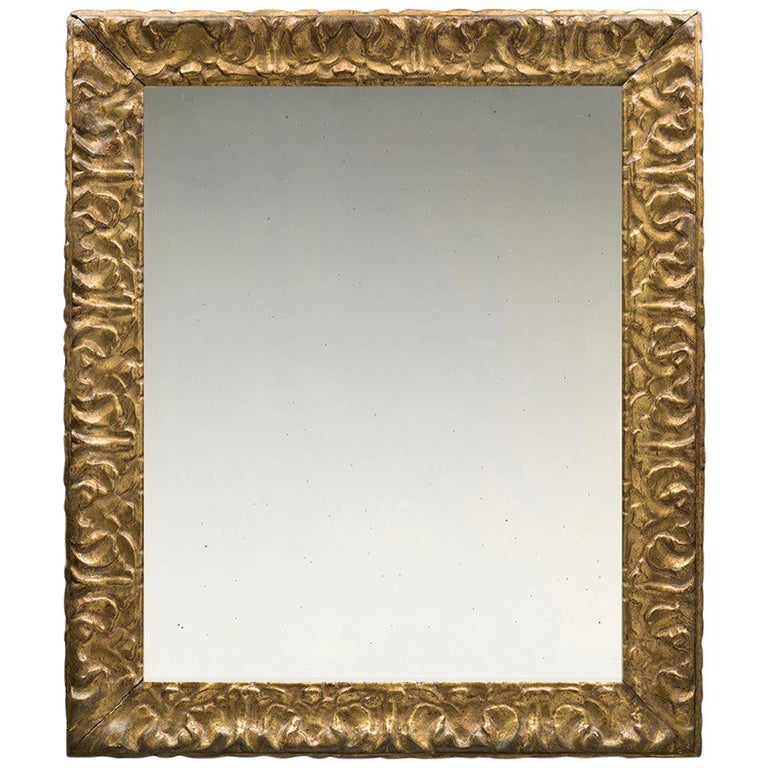 16th Century Hand Carved Venetian Renaissance Frame, with Choice of Mirror For Sale