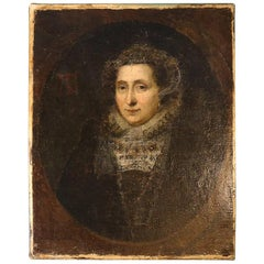 16th Century Portrait Mary Queen of Scots