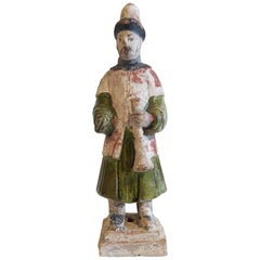 16th Century Ritual Attendant Figure, Ming Period