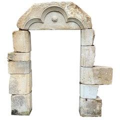 16th Century Stone Doorway Arch