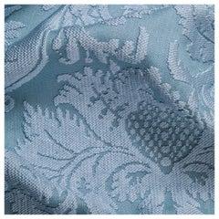 Fabric 1700 Hand Loom Brocade Guicciardini Pattern, Florence, Italy