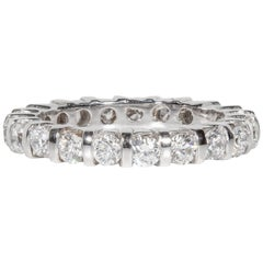 1.75 Carat Diamond Eternity Band Ring